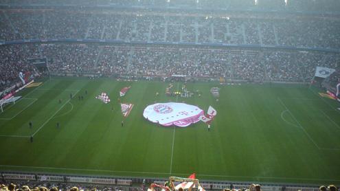 Breitnigge @ FC Bayern - Werder Bremen, 11.09.2010