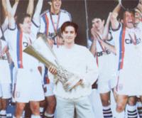 Ich und der UEFA-Pokal